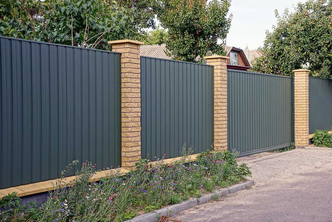 Colorbond Fencing, so many choices!